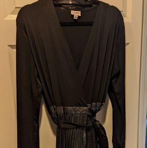 Lularoe Elegant Deanne Wrap Dress
